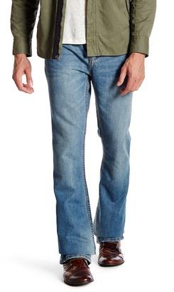 "Seven7 Big Stitch Bootcut Jean - 30-34\"" Inseam $74 thestylecure.com"
