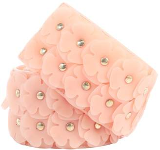 Burberry Pink Polyester Belts