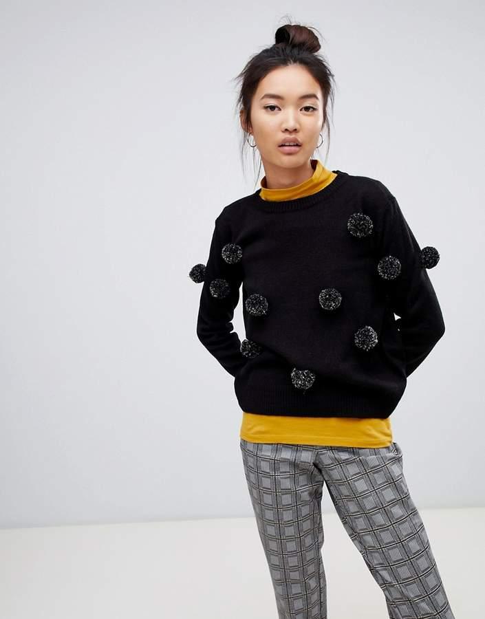 Jdy JDY pom detail jumper