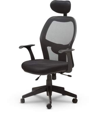 Baxton Studio Modern Ergonomic Mesh Office Chair