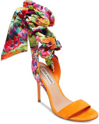 Steve Madden Oasis Tie-Up Dress Sandals