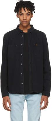 Tiger of Sweden Black Pure PKT Denim Shirt