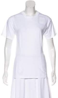 Raey Short Sleeve Structured T-shirt