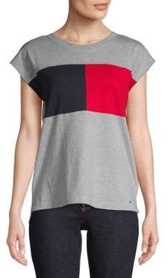 Tommy Hilfiger Large Flag Graphic Tee