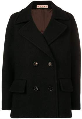 Marni short double-breasted jacket