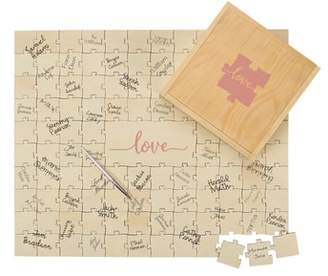 Cathy's Concepts Love Guest Book Puzzle