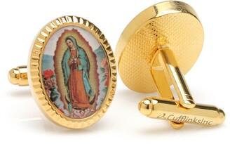 Cufflinks Inc. Cufflinks, Inc. Lady Of Guadalupe Cuff Links