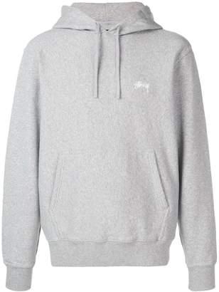 Stussy classic brand hoodie