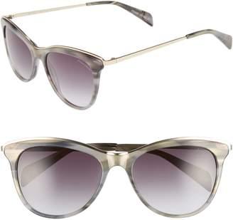 Draper James 56mm Cat Eye Sunglasses
