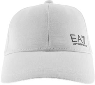 95fc24429c4 at Mainline Menswear Emporio Armani EA7 Baseball Cap White