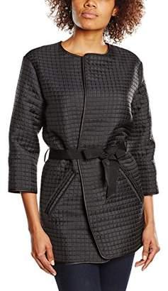 BZR Women's Jeane Parka 3/4 Sleeve Jacket,(Manufacturer Size:36)