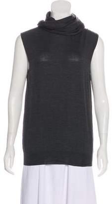 Hermes Wool Sleeveless Top