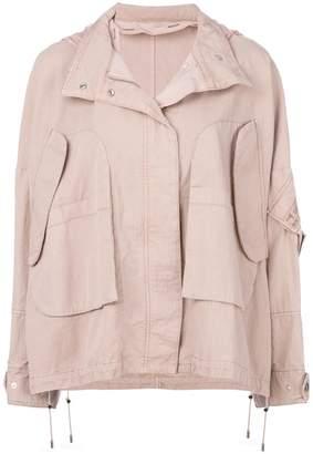 Yves Salomon Army oversize jacket