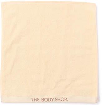The Body Shop (ザ ボディショップ) - ザ・ボディショップ オーガニックコットンハンドタオル クリーム