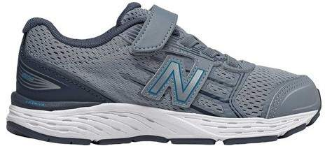 New Balance Unisex Infant 680v5 Running Shoe - Alternative Closure