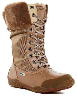 Pajar Garland Waterproof Faux Fur Cuff Boot