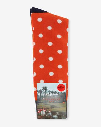 Ted Baker PUPKIN Spotted golf socks