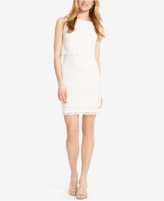 American Living Mesh Popover Dress $89 thestylecure.com