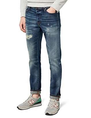 Herrenmode Levis 512 Bootcut Jeans W31 L34 Schwarz Antrazit 0771 StraßEnpreis