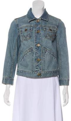Marc Jacobs Denim Casual Jacket