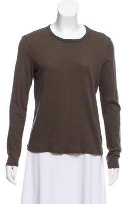 J Brand Long Sleeve Knit Top