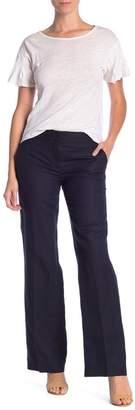 Nine West Linen Blend Pants