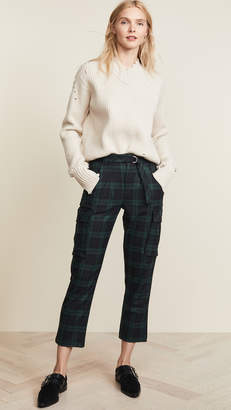 Free People Relaxed Slim Cargo Pants