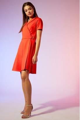 Next Womens Yumi Wrap Dress