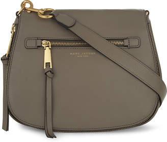 Marc Jacobs Recruit leather saddle bag