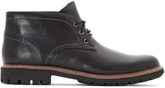 Clarks Batcombe Lo Leather Ankle Boots
