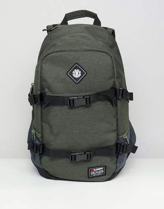 Element Jaywalker backpack in green
