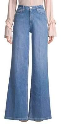 Paige Women's Sutton Wide Leg Jeans - Kendra - Size 26 (2-4)