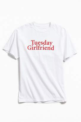 Tuesday Girlfriend Classic Tee