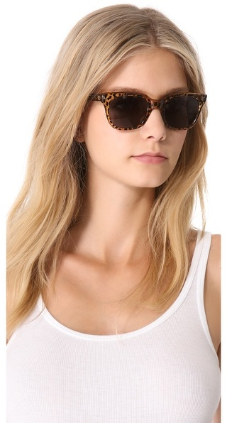 Cat Eye Sheriff&Cherry Classic Wild Cat Honey Sunglasses