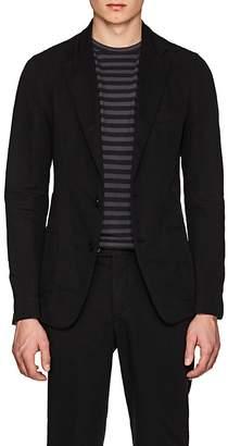 Officine Generale Men's Slub-Weave Cotton-Linen Two-Button Sportcoat