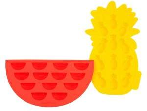 Sunnylife Set of Two Fruit Salad Ice Trays
