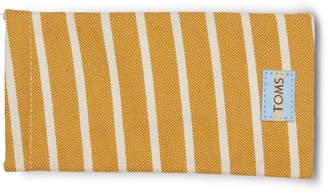 TRAVELER Riviera Sunflower Stripe Sunglasses Case