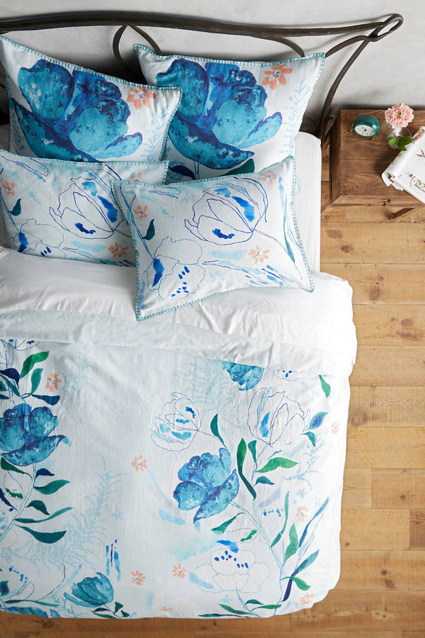 Anthropologie Anthropologie Alaire Duvet
