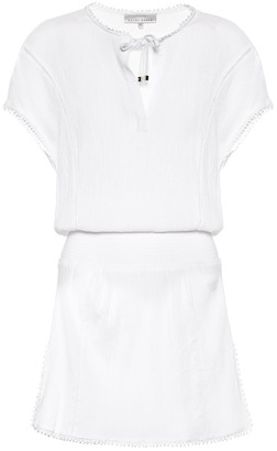 Heidi Klein San Marino cotton cover-up