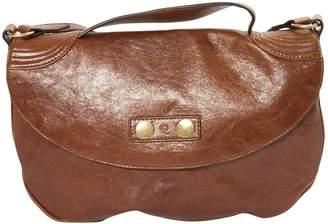 Alexander McQueen Leather Satchel