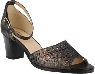 Spring Step Leather Mary Jane Sandals - Kanisha