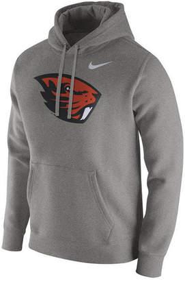 Nike Men Oregon State Beavers Cotton Club Fleece Hooded Sweatshirt 28e77ad68