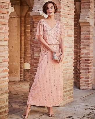 cd0f5ca9ace Beaded Style Maxi Dresses - ShopStyle UK