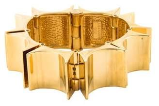 Lele Sadoughi Aurora Link Bracelet