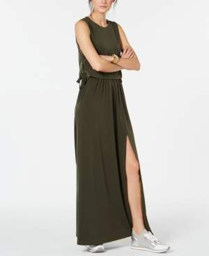 Michael Kors Michael Grommet-Laced Maxi Dress, Regular & Petite, Created for Macy's