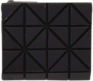Bao Bao Issey Miyake Black Glossy Book Wallet