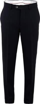 Brunello Cucinelli Flat Front Wool Trouser