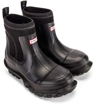 Stella McCartney Hunter Boots in Black | FWRD
