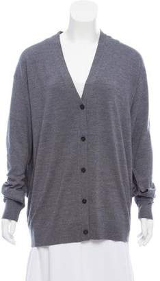 Alexander Wang Merino Wool Knit Cardigan w/ Tags