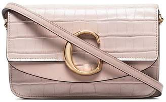 Chloé mini C ring shoulder bag